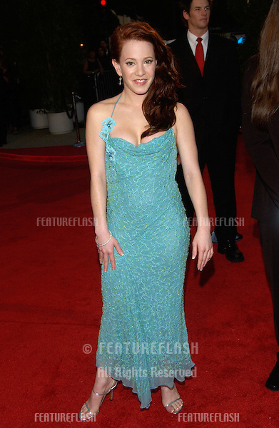 AMY DAVIDSON at the 30th Annual People's Choice Awards in Pasadena, CA..January 11, 2004