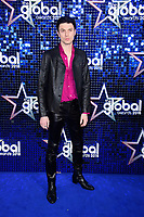 James Bay<br /> arriving for the Global Awards 2018 at the Apollo Hammersmith, London<br /> <br /> ©Ash Knotek  D3384  01/03/2018