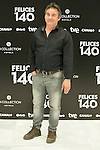 "Eduard Fernandez attend the Presentation of ""Happy 140"" (Felices 140) Movie at Eurobuilding Hotel, Madrid,  Spain. April 07, 2015.(ALTERPHOTOS/)Carlos Dafonte)"
