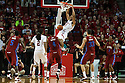 November 17, 2013: Walter Pitchford (35) of the Nebraska Cornhuskers dunks the ball in the first half against the South Carolina State Bulldogs Nebraska defeated South Carolina State 83 to 57.