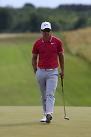 Paul Casey (ENG) walks onto the 8th green during Saturday's Round 3 of the 117th U.S. Open Championship 2017 held at Erin Hills, Erin, Wisconsin, USA. 17th June 2017.<br /> Picture: Eoin Clarke | Golffile<br /> <br /> <br /> All photos usage must carry mandatory copyright credit (&copy; Golffile | Eoin Clarke)
