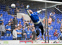 Tomas Holy of Ipswich Town pre match during Ipswich Town vs Sunderland AFC, Sky Bet EFL League 1 Football at Portman Road on 10th August 2019