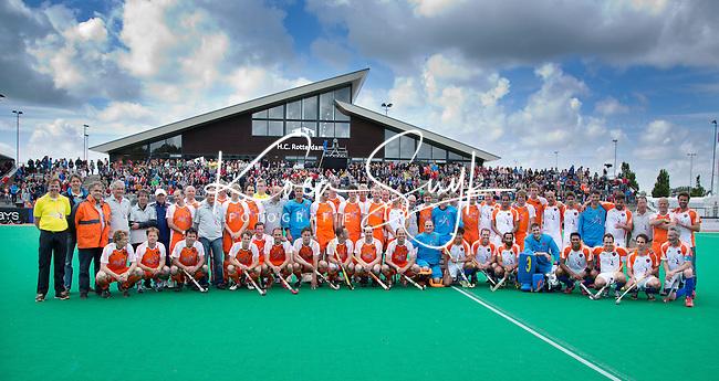 ROTTERDAM - afscheidswedstrijd TEUN DE NOOIJER. FOTO KOEN SUYK