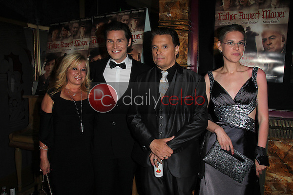 Gloria Kisel, Oliver Gruber, Damian Chapa, Nicola Mayerl<br />