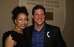 Tamara Tunie & Christopher Sieber participate in Defying Inequality: The Broadway Concert - A Celebrity Benefit for Equal Rights  on February 23, 2009 at the Gershwin Theatre, New York, NY. (Photo by Sue Coflin)