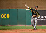22 March 2015: Pittsburgh Pirates infielder Jordy Mercer in Spring Training action against the Houston Astros at Osceola County Stadium in Kissimmee, Florida. The Astros defeated the Pirates 14-2 in Grapefruit League play. Mandatory Credit: Ed Wolfstein Photo *** RAW (NEF) Image File Available ***