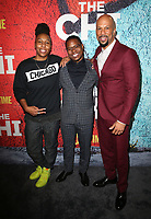 03 January 2018 - Los Angeles, California - Lena Waithe, Jason Mitchell, Common. Showtime's &quot;The Chi&quot; Los Angeles Premiere held at Downtown Independent.     <br /> CAP/ADM/FS<br /> &copy;FS/ADM/Capital Pictures