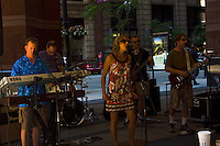 Bands Downtown Chicago