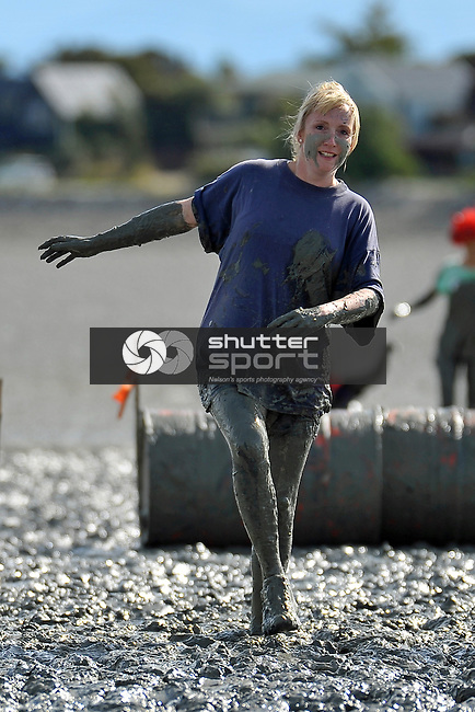 The Honest Lawyer Annual Mud Run, 7th April 2013, Monaco, Nelson, shuttersport.co.nz, Photographer: Barry Whitnall
