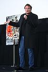 "Quentin Tarantino, .Feb 13, 2013  .American director Quentin Jerome Tarantino attends a special screening .for ""Django Unchained"" .at Shinjuku Piccadilly, Tokyo, Japan. .(Photo by YUTAKA/AFLO)."