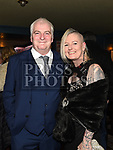 Enda and Annmarie Murray from The Emporium at the Ardee Traders Dinner in Muldoons. Photo:Colin Bell/pressphotos.ie
