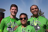 Seahawks 12K Run 2016, The Landing, Renton, Washington, USA.