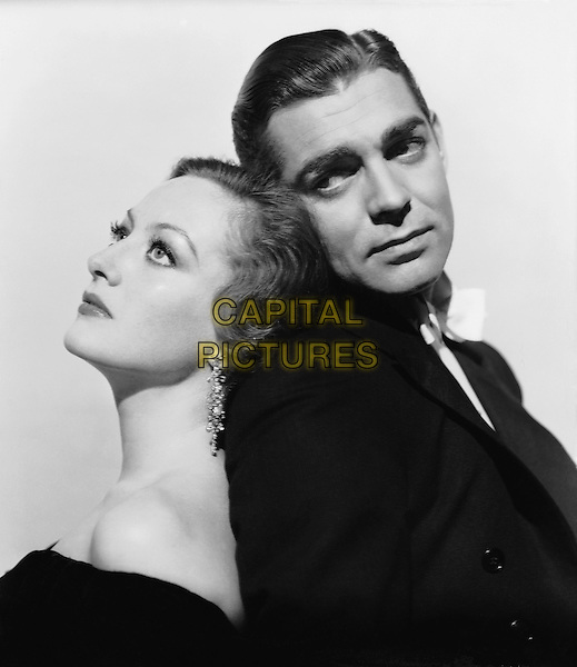 JOAN CRAWFORD & CLARK GABLE.in Possessed.*Filmstill - Editorial Use Only*.CAP/PLF.Supplied by Capital Pictures.
