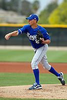 Matt Kniginyzky  - Kansas City Royals - 2009 spring training.Photo by:  Bill Mitchell/Four Seam Images