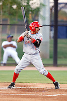 Ronald Torreyes - AZL Reds.Photo by:  Bill Mitchell/Four Seam Images..