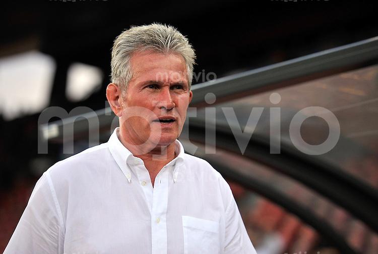 FUSSBALL   CHAMPIONS LEAGUE   SAISON 2011/2012  Qualifikation  23.08.2011 FC Zuerich - FC Bayern Muenchen Trainer Jupp Heynckes  (FC Bayern Muenchen)