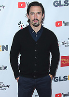 BEVERLY HILLS - OCTOBER 21:  Milo Ventimiglia at the 2017 GLSEN Respect Awards at Beverly Wilshire Four Seasons Hotel at The Grove on October 20, 2017 in Beverly Hills, California. (Photo by Scott Kirkland/PictureGroup)