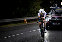 Amanda Spratt (AUS/Mitchelton-Scott)<br /> Elite Women Individual Time Trial<br /> <br /> 2019 Road World Championships Yorkshire (GBR)<br /> <br /> ©kramon
