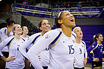 Cal vs UW Volleyball 11/12/11