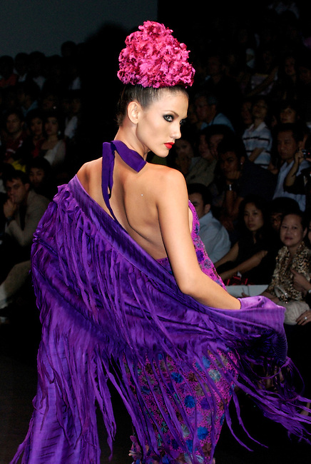 BIFW Chaos Couture by Eric Raisina March 2009