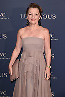 LONDON, UK. October 01, 2019: Lesley Manville at the Luminous Gala 2019 at the Roundhouse Camden, London.<br /> Picture: Steve Vas/Featureflash