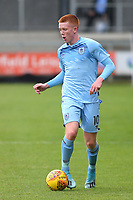 Joe McGlynn of Burnley U23's in action during Charlton Athletic Under-23 vs Burnley Under-23, Professional Development League Football at Princes Park on 9th September 2019