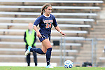 28 October 2012: Virginia's Danielle Colaprico. The University of North Carolina Tar Heels played the University of Virginia Cavaliers at Fetzer Field in Chapel Hill, North Carolina in a 2012 NCAA Division I Women's Soccer game. Virginia defeated UNC 1-0 in their Atlantic Coast Conference quarterfinal match.