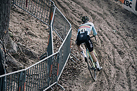 Victor Vandenbosch (BEL/U23)<br /> <br /> U23 race<br /> <br /> UCI cyclocross World Cup Koksijde / Belgium 2017