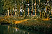 Europe/France/Poitou-Charentes/79/Deux-Sèvres/Env Saint-Hilaire-la-Palud: Marais poitevin