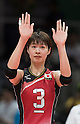 Saori Kimura (JPN),<br /> AUGUST 8, 2016 - Volleyball : <br /> Women's Preliminary Pool A <br /> between Japan 3-0 Cameroon <br /> at Maracanazinho <br /> during the Rio 2016 Olympic Games in Rio de Janeiro, Brazil.<br /> (Photo by Enrico Calderoni/AFLO SPORT)