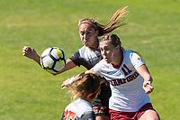 Stanford Soccer W vs Oregon State, October 22, 2017