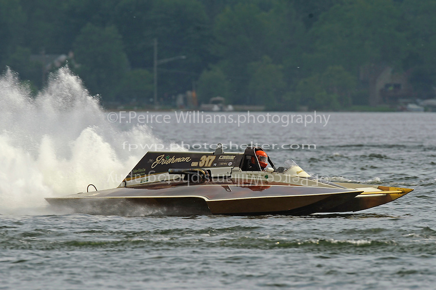 "Steve Kuhr, GNH-317 ""The Irishman"" (Grand National Hydroplane(s)"