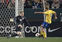 .USA vs Sweden, Home Depot Center, in Carson, Calif., Sat., January, 19, 2008.