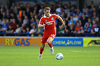 Andy Dales of Scunthorpe United during AFC Wimbledon vs Scunthorpe United, Sky Bet EFL League 1 Football at the Cherry Red Records Stadium on 15th September 2018