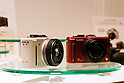 Tokyo, Japan - Panasonic announced today the new LUMIX DMC-GF1, the latest addition to the award-winning LUMIX G Series, which debuts as the world's smallest and lightest system digital camera with a built-in flash.
