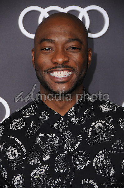 13 September  2017 - Hollywood, California - BJ Britt. Audi Celebrates the 69th Emmys held at The Highlight Room in Hollywood. Photo Credit: Birdie Thompson/AdMedia