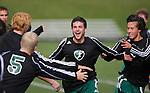 MHSAA Boys Soccer District - FHC vs East Kentwood