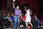"""Rosemie sorgt fuer Stimmung bei der Turn Gala """"Celebration"""" in der SAP Arena Mannheim.<br /> <br /> Foto © Ruffler *** Foto ist honorarpflichtig! *** Auf Anfrage in hoeherer Qualitaet/Aufloesung. Belegexemplar erbeten. Veroeffentlichung ausschliesslich fuer journalistisch-publizistische Zwecke. For editorial use only."""