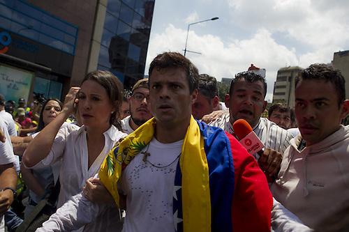 Maduro afirmó que Leopoldo López asistió a reuniones de diálogo