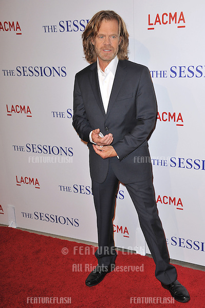"William H. Macy at the premiere of his movie ""The Sessions"" at the LA County Museum of Art..October 10, 2012  Los Angeles, CA.Picture: Paul Smith / Featureflash"