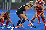 Gemma McCaw during the Pro League Hockey match between the Blacksticks women and Great Britain, National Hockey Arena, Auckland, New Zealand, Saturday 8 February 2020. Photo: Simon Watts/www.bwmedia.co.nz