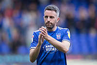 Cole Skuse of Ipswich Town during Ipswich Town vs Sunderland AFC, Sky Bet EFL League 1 Football at Portman Road on 10th August 2019
