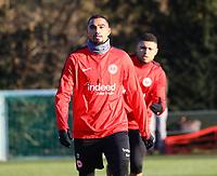 Kevin-Prince Boateng (Eintracht Frankfurt) - 14.02.2018: Eintracht Frankfurt Training, Commerzbank Arena
