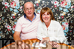 Mike and Bridie Culloty from Tralee enjoying the evening in Croi on Sunday