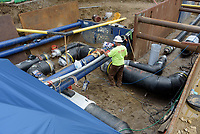 UConn Steam and Condensate Line and Vault Replacement Project. Task No. 02 - Progress Documentation 12 July 2017. Number 29 of 38 Images