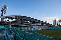 General view of the ground prior to Surrey CCC vs Essex CCC, Specsavers County Championship Division 1 Cricket at the Kia Oval on 14th April 2019