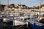 Soller Port; Majorca - Mallorca; Spain