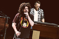 Counting Crows (Adam Duritz) performs during Luglio Suona Bene festival at Auditorium Parco della Musica,  Rome, Italy on 4 July 2015. Photo by Valeria  Magri.