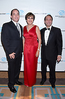 Alex Rodriguez-Roig, Olga Guilarte, and Barry Stein attend The Boys and Girls Club of Miami Wild About Kids 2012 Gala at The Four Seasons, Miami, FL on October 20, 2012