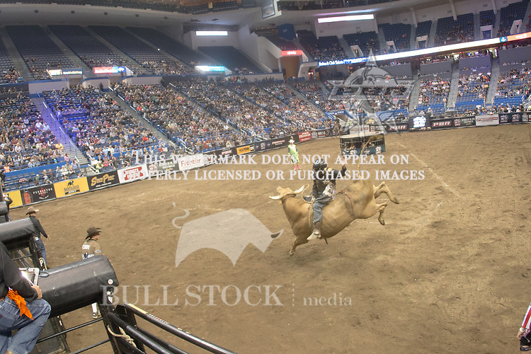 Fire, Pyro, Arena during first round in Hartford Real Time Pain Relief Velocity tour PBR -  Photo by Andre Silva